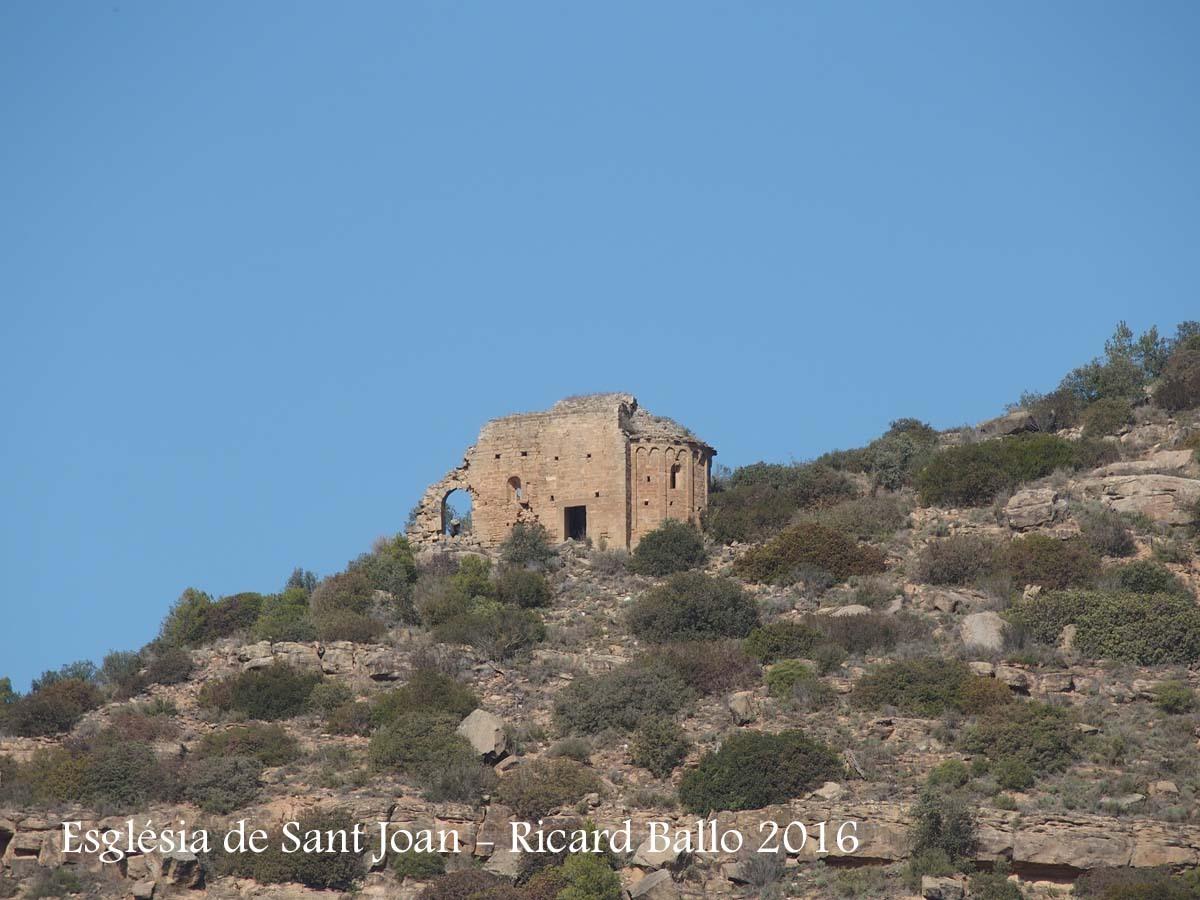 Església de Sant Joan de Torreblanca – VELLA - Ponts