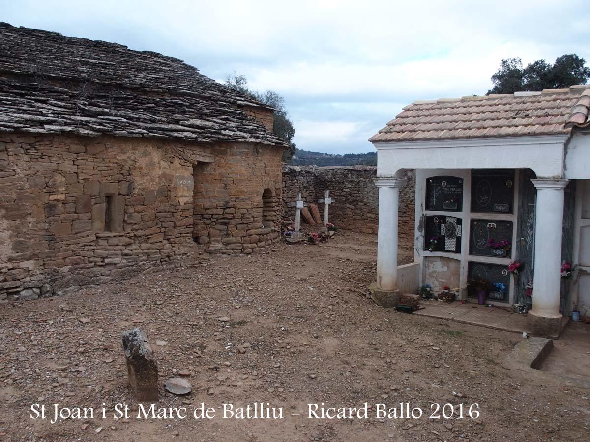 Església de Sant Joan i Sant Marc de Batlliu – Artesa de Segre