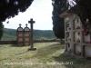 Església de Sant Julià de Ceuró – Castellar de la Ribera - Vistes del cementiri