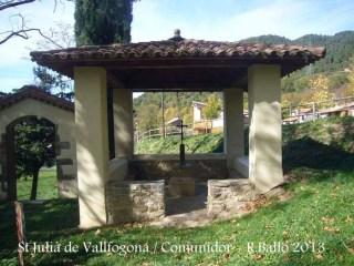 Vallfogona de Ripollès - Comunidor.