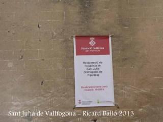 Església de Sant Julià de Vallfogona