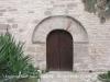 Església de Sant Julià d\'Estaràs - Porta d\'entrada actual.