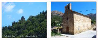 Esglésies de Sant Just i Sant Just i Pastor - Odèn