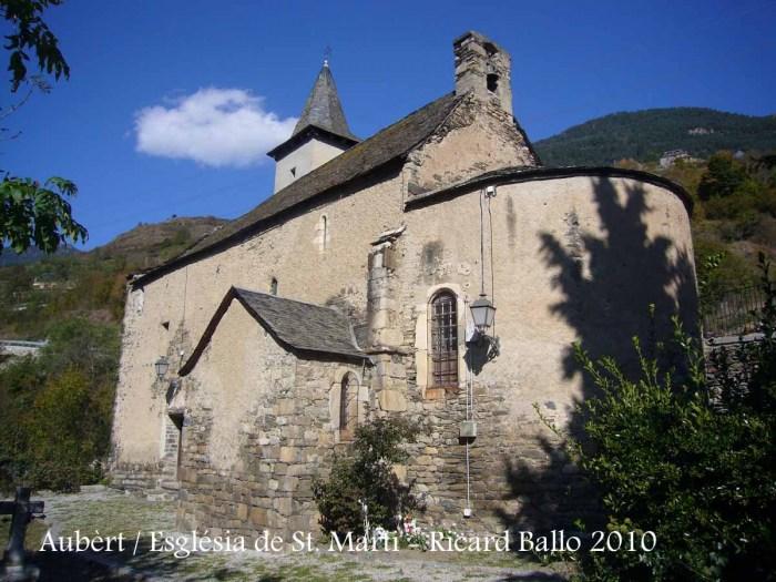 Església de Sant Martí – Aubèrt