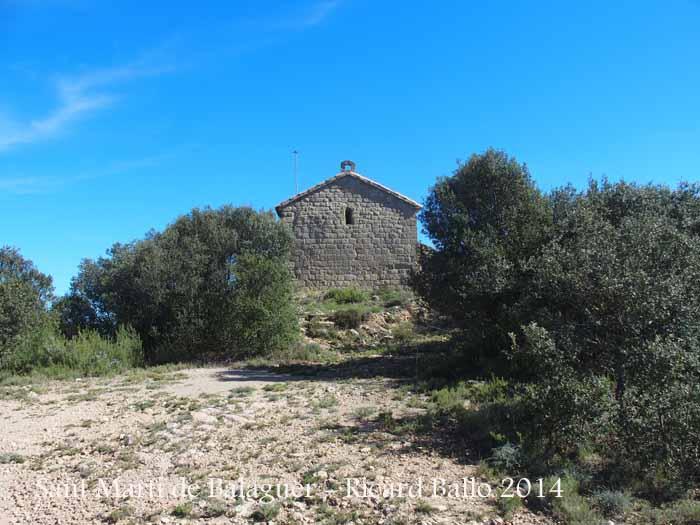 Església de Sant Martí de Balaguer – Viver i Serrateix