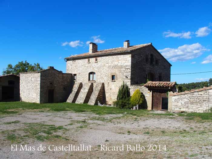 La Masia de Cal Mas - Sant Mateu de Bages