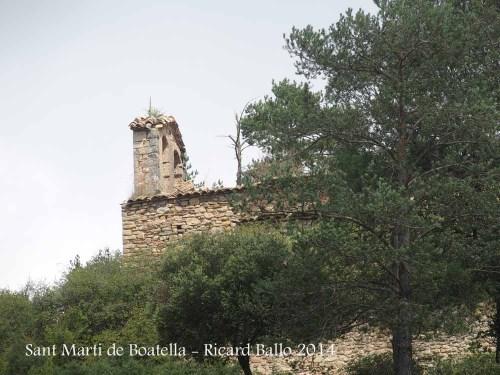 Església de Sant Martí de Boatella – Borredà
