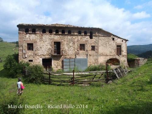 Mas de Boatella – Borredà