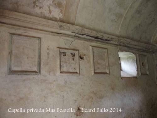 Capella privada del Mas de Boatella – Borredà