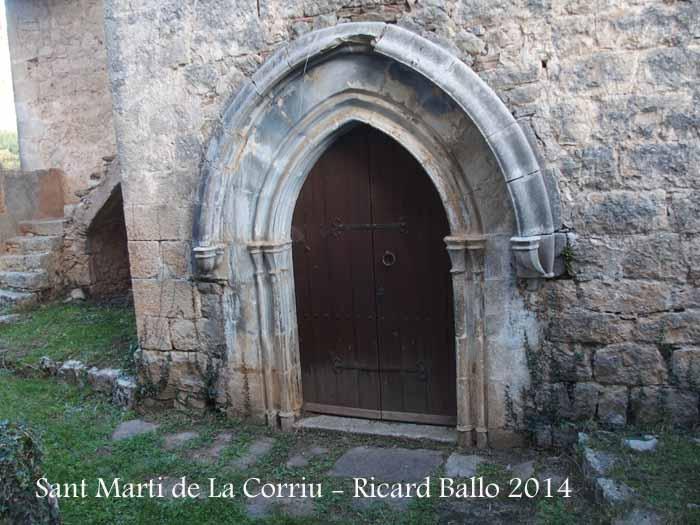 Església de Sant Martí de La Corriu – Guixers