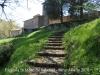 Una part del camí d'accés a l'Església de Sant Martí de Solamal – La Vall de Bianya