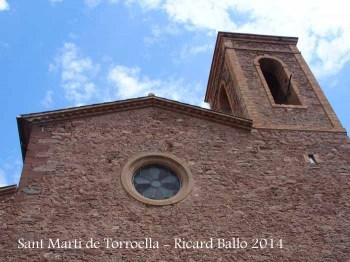 Església de Sant Martí de Torroella – Sant Joan de Vilatorrada