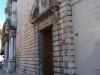 Porta d'entrada al Seminari Conciliar de Girona, situat al costat de l'Església de Sant Martí Sacosta – Girona