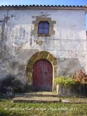 Església de Sant Martí Sapresa – Brunyola - Rectoria.