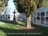 Església de Sant Mateu de Franciac – Caldes de Malavella - Cementiri