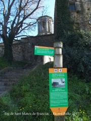 Església de Sant Mateu de Franciac – Caldes de Malavella
