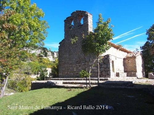 Església de Sant Mateu de Fumanya – Fígols