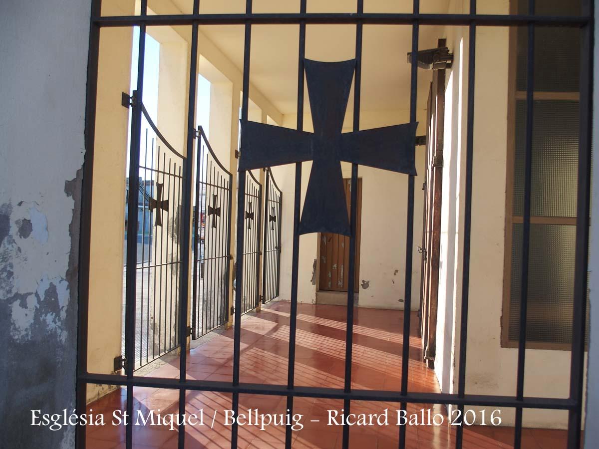 Església de Sant Miquel – Bellpuig
