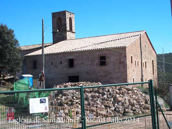 Església de Sant Miquel de Castellar – Aguilar de Segarra