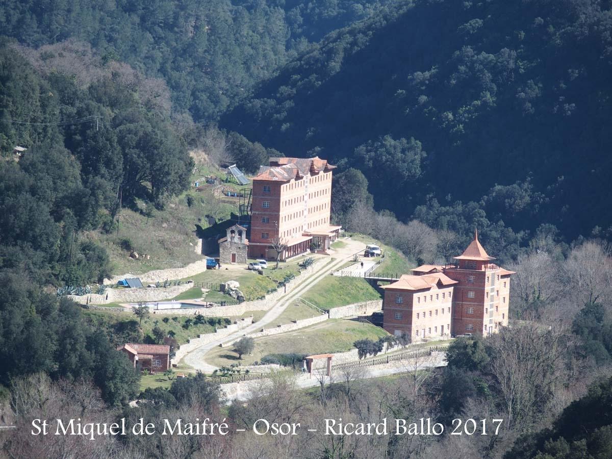 Església de Sant Miquel de Maifré – Osor