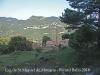 Església de Sant Miquel de Monteia – Sales de Llierca - Entorn - Mas Monteia