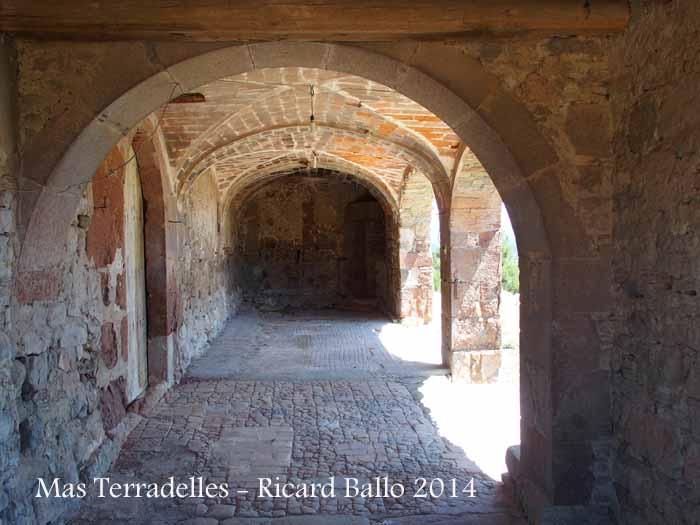 Mas Terradelles - Santa Maria de Merlès