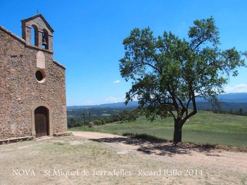 Església NOVA de Sant Miquel de Terradelles