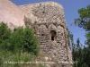 Església de Sant Miquel del castell de Marmellar - Absis.