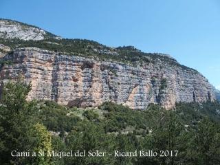 Camí a l\'Església de Sant Miquel del Soler de Dalt – Odèn