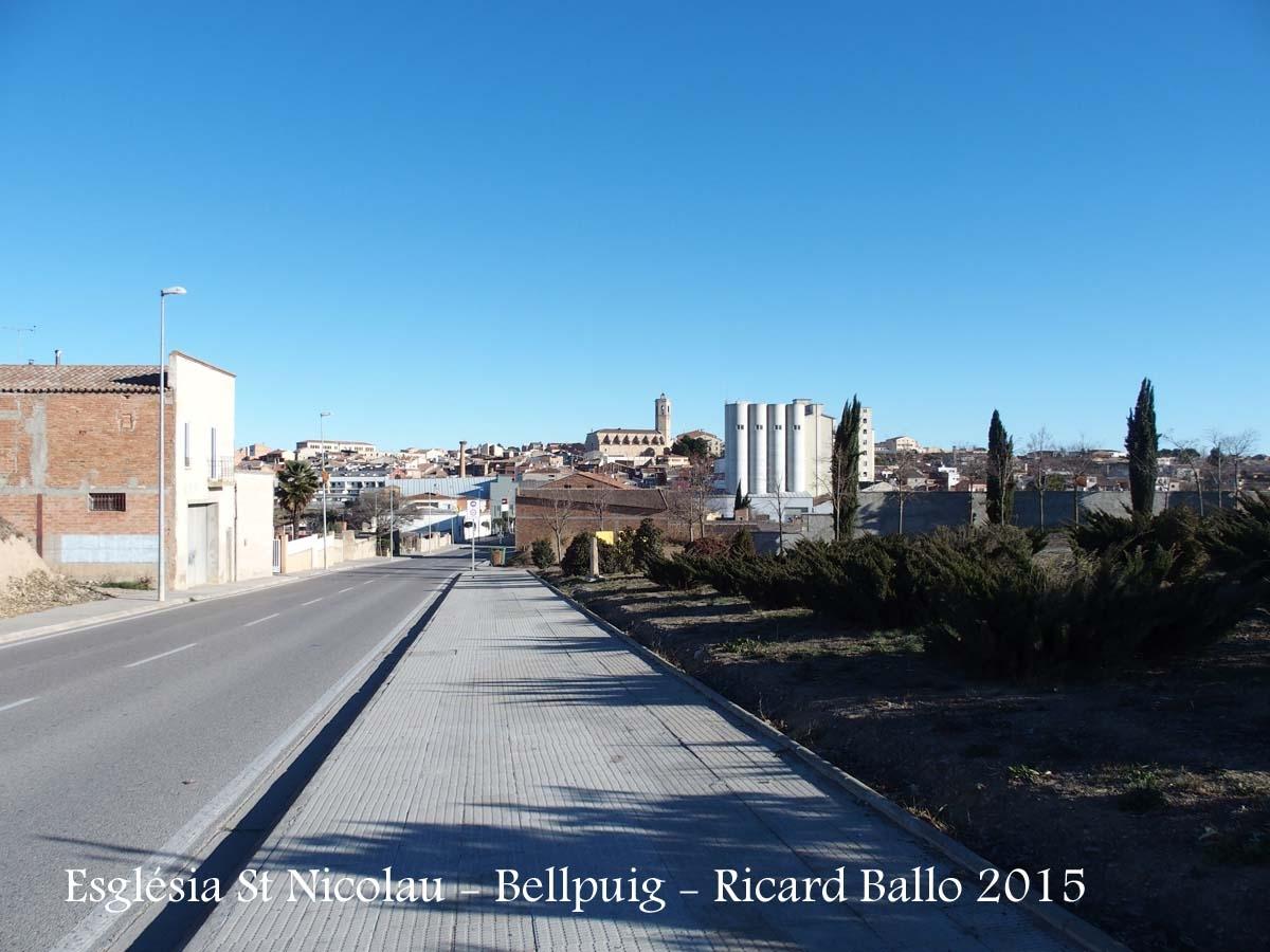 Església de Sant Nicolau – Bellpuig
