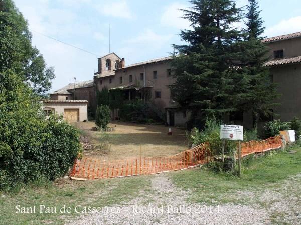 Església de Sant Pau de Casserres