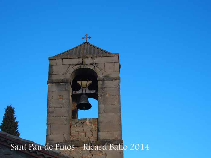 Església de Sant Pau de Pinós – Santa Maria de Merlès