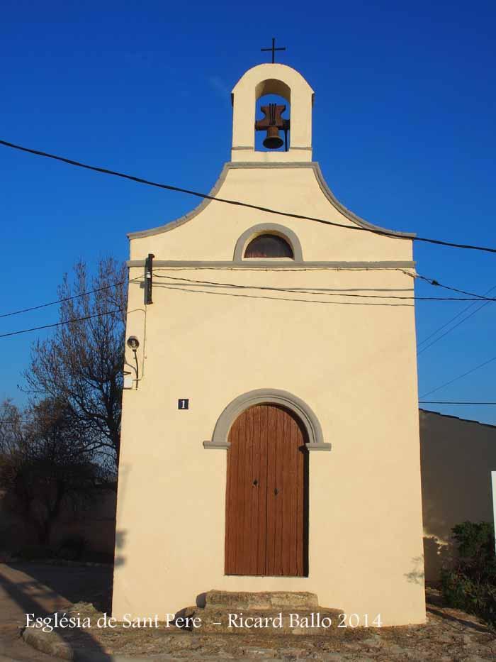 Església de Sant Pere – Aiguamúrcia