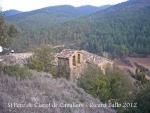 Església de Sant Pere de Claret de Cavallers