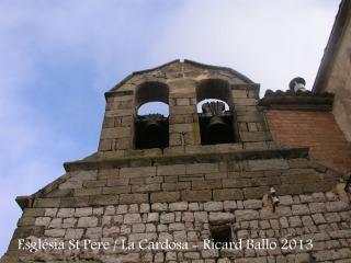 Església de Sant Pere de la Cardosa