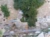 Església de Sant Pere de la Goda – Argençola - Es fa difícil descobrir les restes de l\'església de les d\'altres edificacions.