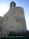 Església de Sant Pere de Montfalcó Murallat