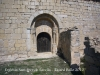 Església de Sant Pere de Savella - Porta.