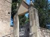 Església de Sant Pere de Vallmanya – Pinós - Porta d'entrada al cementiri