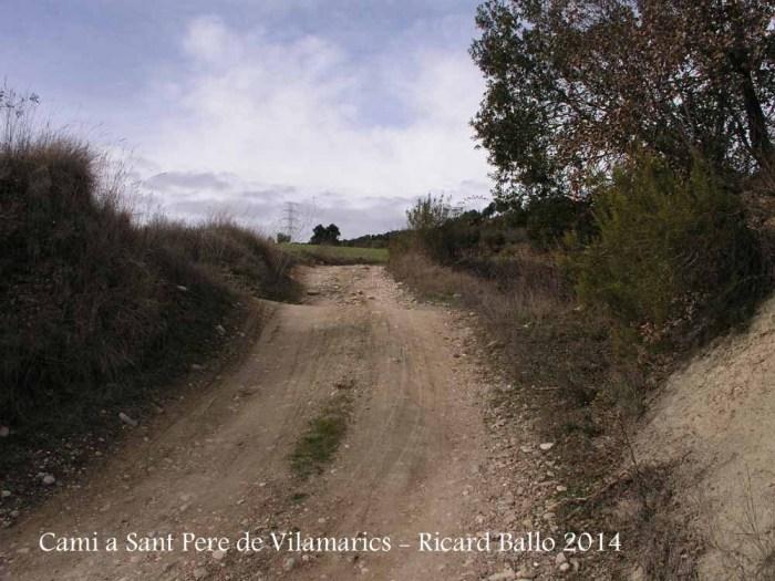 Camí a l'Església de Sant Pere de Vilamarics – Monistrol de Montserrat