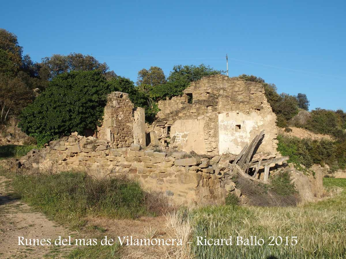 Masia de Vilamonera – La Baronia de Rialb
