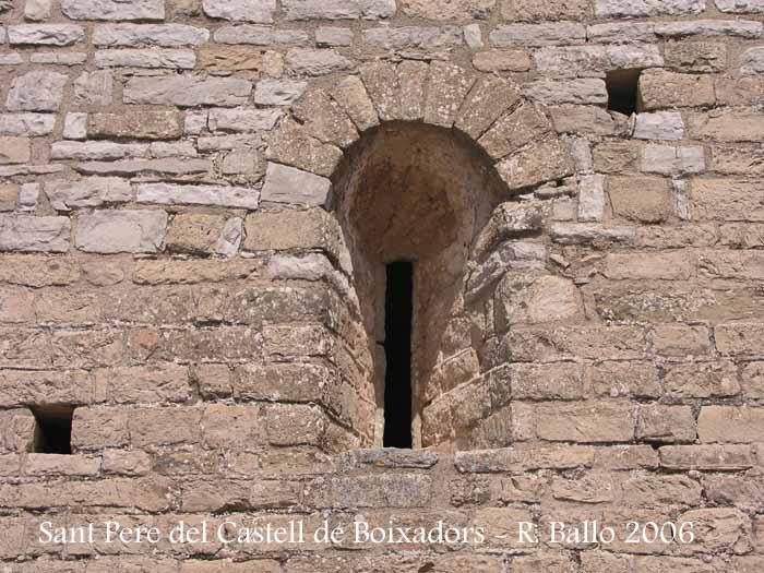 Església de Sant Pere del Castell de Boixadors – Sant Pere Sallavinera