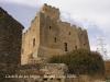 Vistes del castell de les Sitges, des de l\'Església de Sant Pere del castell de les Sitges.