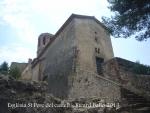 Església de Sant Pere del castell–Gelida