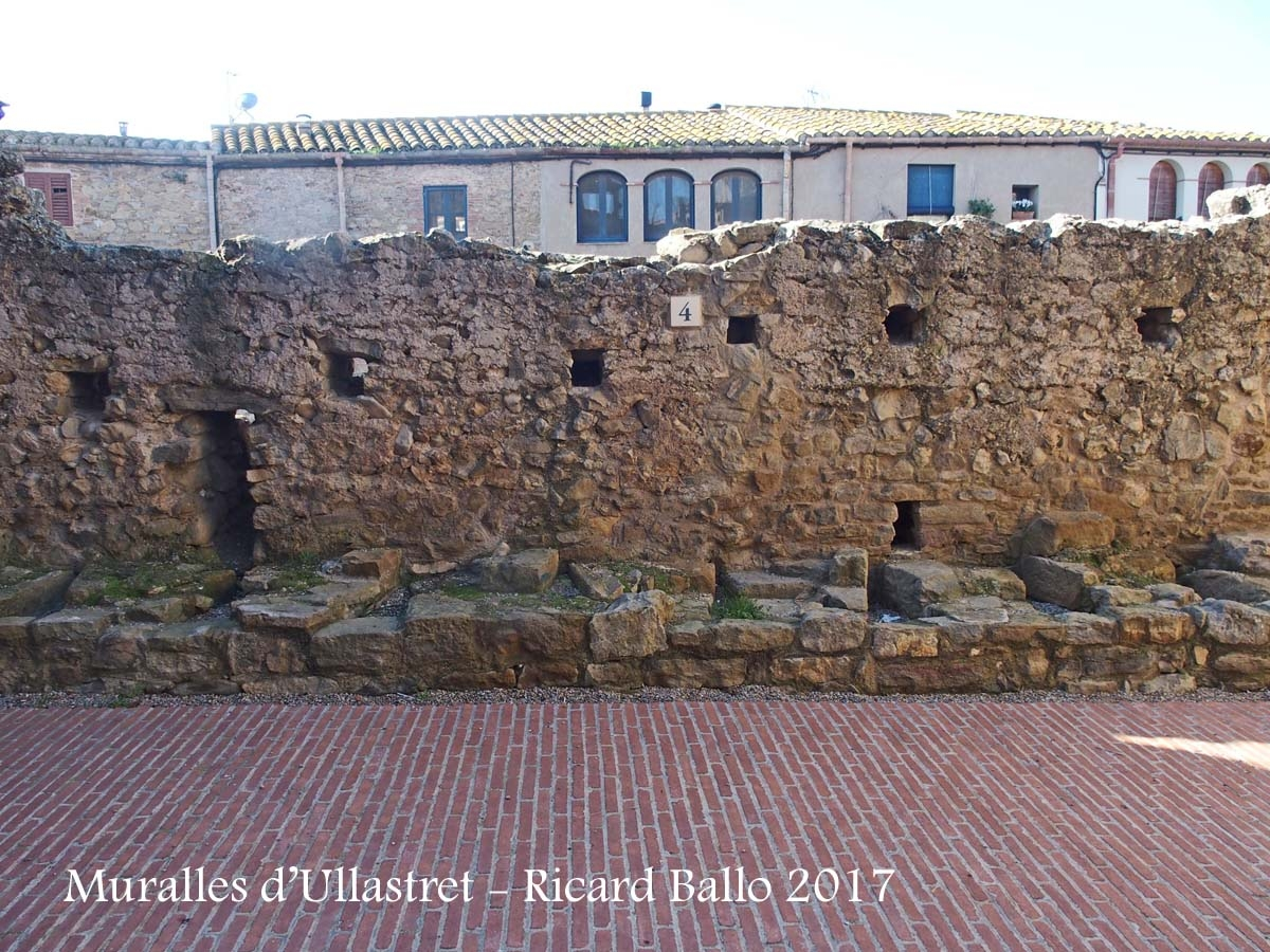Ullastret - Muralles