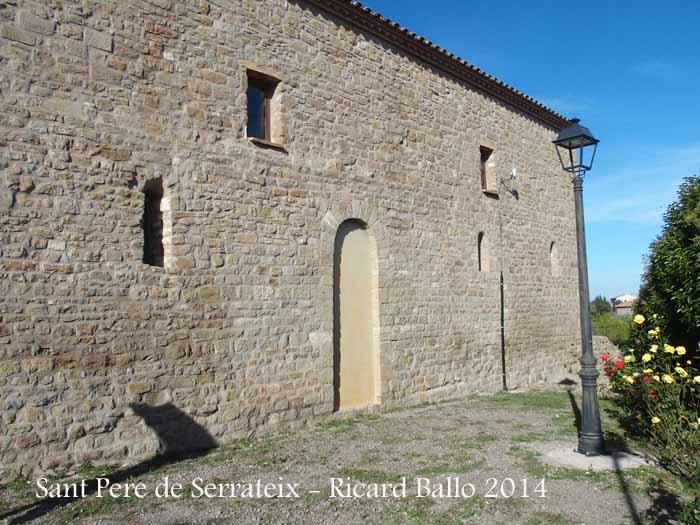 Església de Sant Pere – Viver i Serrateix