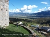 Vistes des de l'Església de Sant Policarp – Bellver de Cerdanya