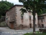 Sant Privat d'en Bas – La Vall d'en Bas - Cal Monj'