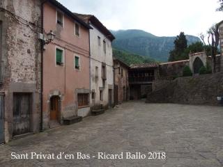 Sant Privat d'en Bas – La Vall d'en Bas