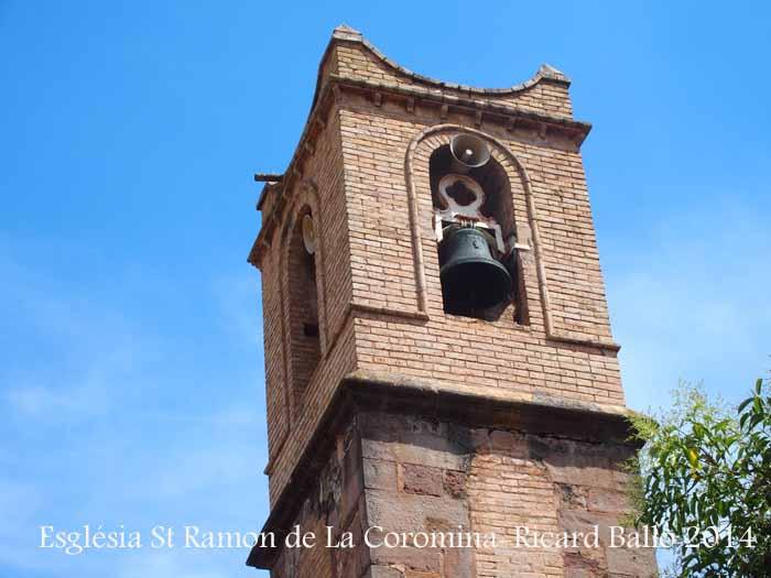 Església de Sant Ramon de La Coromina – Cardona
